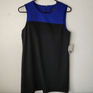 NWT Forever 21 color block dress